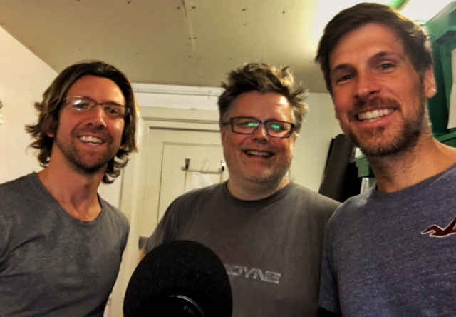 Chris Jones, CJ & Giles Alderson on The Filmmakers Podcast