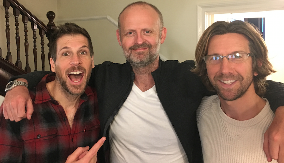 Giles Alderson on The Filmmakers Podcast