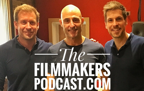 Dan Richardson, Guest - Mark Strong, Giles Alderson