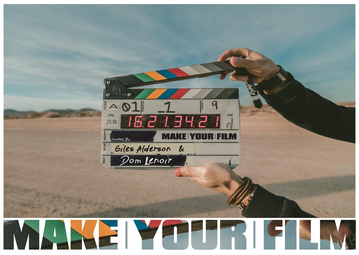 Make Your Film logo