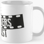 Large Logo Podcast Mug