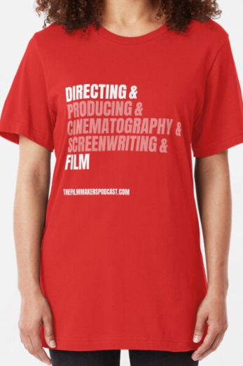 Directing and Film Slim Fit T-Shirt