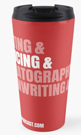 Producing and Film Travel Mug